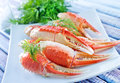 Crab Claws Stock Image - 45267981