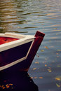 Boat On The Lake Stock Photo - 45273400