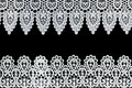 Lace Borders Royalty Free Stock Images - 4538949