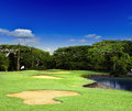 Golf Course Stock Image - 45303081