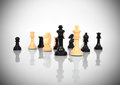 Chess Kings Royalty Free Stock Images - 45304339