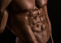 Strong Abs Stock Photography - 45333992