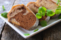 Marble Cake Slices Royalty Free Stock Photo - 45340105
