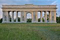 Colonnade Reistna Royalty Free Stock Images - 45351089