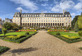 Saint-George Palace In Rennes, France Royalty Free Stock Photo - 45366765