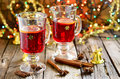 Christmas Punch Stock Photo - 45378870