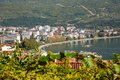 Aerial View Of Ohrid Stock Photography - 45382302
