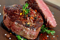 Grilled Steak Royalty Free Stock Image - 45395586