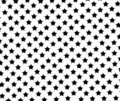 Black And White Pattern Royalty Free Stock Image - 4542006