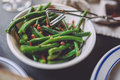 Green Beans Royalty Free Stock Photography - 45401437