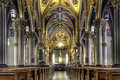 Church Interior Royalty Free Stock Images - 45402889