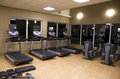 Health Club Hotel Gym Room Stock Photography - 45405342