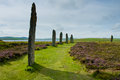 Standing Stone Circle Stock Images - 45474764