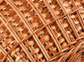 Wicker Basket Texture Stock Photography - 45494832