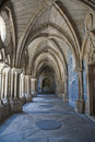 Gothic Cloisters In Porto, Por Royalty Free Stock Image - 4553706
