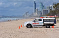 Australian Lifeguards In Gold Coast Queensland Australia Stock Photography - 45503382