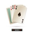 Game Card Isolated Stock Photo - 45548490