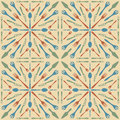 Cutlery Seamless Pattern Beige Color Stock Photos - 45568323