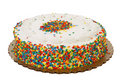 Sprinkle Cake Stock Images - 4560794