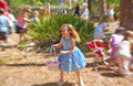 Easter Egg Hunt Royalty Free Stock Photos - 4562048