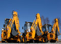 Construction Machinery Royalty Free Stock Photos - 4563628