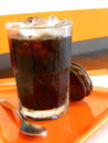 Ice Coffee With Cookie 2 Stock Images - 4566574