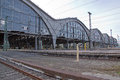 Detail Of The Train Stations Stock Photography - 45600122