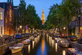 Amsterdam Canals Stock Photo - 45615010