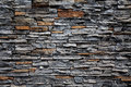 Old Brick Wall From A Stone Royalty Free Stock Photography - 45656577