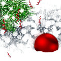 Christmas Sphere Royalty Free Stock Photography - 45659567
