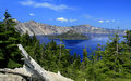 Crater Lake Royalty Free Stock Photography - 45689547