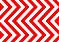 Red And White Arrows Seamless Pattern Royalty Free Stock Photography - 45714067