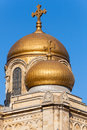 Orthodox Cathedral Of Varna, Bulgaria Royalty Free Stock Photo - 45738375