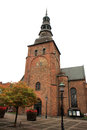 Medieval St. Mary S Church, Ystad, Sweden Royalty Free Stock Image - 45776966