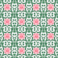 Oriental Seamless Pattern Damask Arabesque And Floral Elements T Royalty Free Stock Photos - 45798028