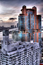 HDR Of Florida Buildings Royalty Free Stock Image - 4581936