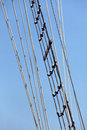 Mast Of A Tall Ship Stock Photography - 45823152