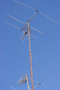 TV Antenna Royalty Free Stock Images - 45832009