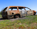 Old Rusty Car Royalty Free Stock Images - 45849889