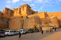 Jaisalmer Fort, Rajasthan, India Royalty Free Stock Photo - 45858205