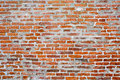 Red Brick Wall Royalty Free Stock Photography - 45872147