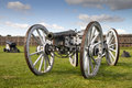 Artillery Cannon From 1812 Royalty Free Stock Image - 45887426