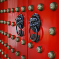 Red Gate Royalty Free Stock Image - 4597296