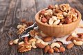 Assortment Of Nuts Stock Photos - 45901633