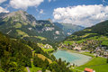 Alpine Village Swiss Stock Photo - 45912670