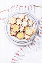 Christmas Cookies Royalty Free Stock Images - 45918129