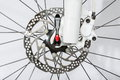Bicycle Disc Brake - Stock Image Stock Photography - 45920712