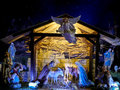 Christmas Crib Stock Photography - 45948302