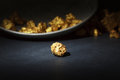 Nugget Gold Stock Photo - 45955520