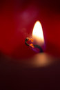 Candle Flame Stock Image - 45964051